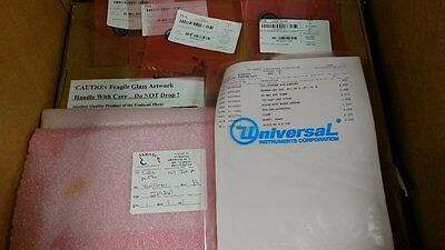 Universal Instruments 47897101 Calibration Fixture Assembly New
