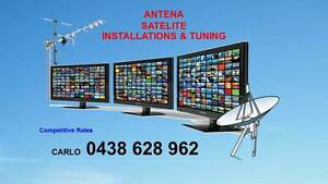 ANTENA INSTALLATION & REPLACEMENT Humpty Doo Litchfield Area Preview