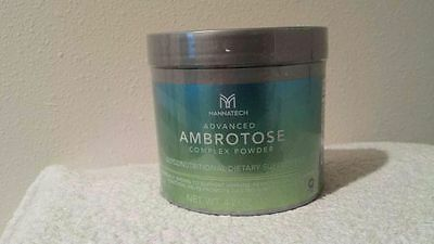 New Generation Mannatech Advanced Ambrotose Complex Powder 120G