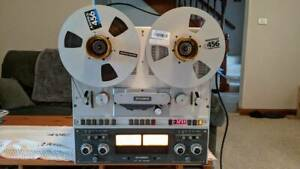 STUDER B67 MKII PROFESSIONAL REEL TO REEL RECORDER RE-CAPPED SERVICED