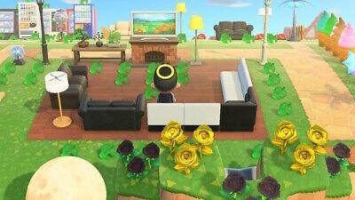 Animal Crossing New Horizons: Treasure Island- LIMITED items: Catalog any too!