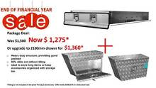 MW Toolboxes EOFY SALE! BUY A PACKAGE AND SAVE $$$ Coopers Plains Brisbane South West Preview