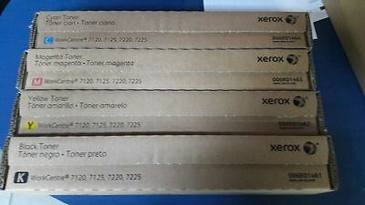 Toner Cartridge For Xerox Workcentre 71207125 72207225
