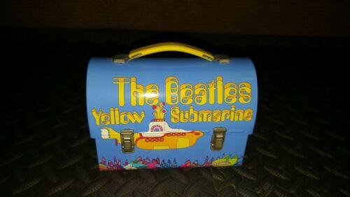 Beatles Yellow Submarine Lunchbox Hallmark 2000 No 21048 of 24500