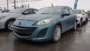 2011 Mazda Mazda3 GX, DEMARREUR À DISTANCE, GROUPE ELECTRIQUE