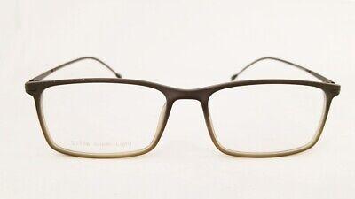 SUPER LIGHT S1716 eyeglasses Frame C3 Green Gradient 51mm Rx-able Light (Super Lightweight Eyeglasses)