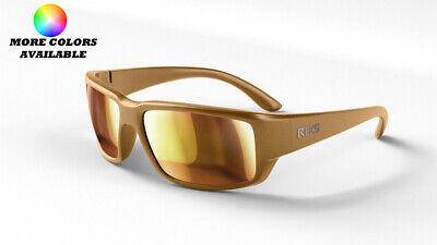 REKS Unbreakable Sunglasses Wrap Around Polarized Model - Select Your (Quality Sunglasses)