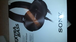 Never Opened..Sony MDR-XB450AP