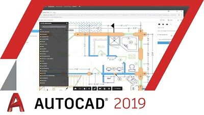 Autodesk Autocad 2016 2017 2018 2019 For Windows  Digital License