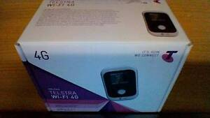 New Telstra 4G ZTE MF91 Wifi Modem With 18GB Data UseFor 10Months Cabramatta Fairfield Area Preview