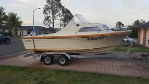 Cruise Craft Regal 503 Yamaha Salt Water Series 130HP Thornton Maitland Area Preview