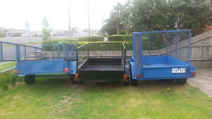 CHEAP TRAILER FOR RENT - 6x4 & 8x5 Cage Trailer