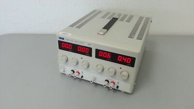 Thurlby-thandar Instruments Ex354d Triple Power Supply 280w