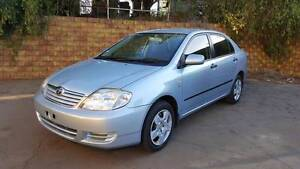 *** 2006 Toyota Corolla *** RWC low 159kms Pialba Fraser Coast Preview