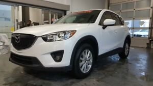 2013 Mazda CX-5 GS, AWD, TOIT, SIEGES CHAUFFANTS, BLUETOOTH, MAG
