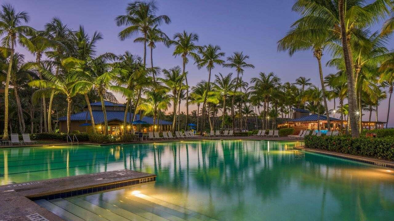 Hyatt 1,300 Points, Hacienda Del Mar Timeshare Puerto Rico - $1.00