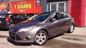 2013 Ford Focus SE / AUTOMATIQUE / AIR / CRUISE / GR. ELECTRIQUE