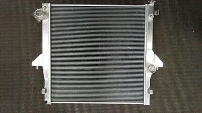 New All Aluminum Radiator for Dodge Ram Pickup 2003   2009 Diesel Engine