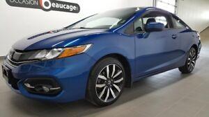 2015 Honda Civic Coupe EX-L, navigation, cuir, toit ouvrant