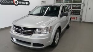 2012 Dodge Journey SE PLUS, sièges chauffants, hitch ONE OWNER