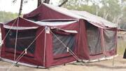 Off Road Camper Trailer 2013 Johnnos Yarrawonga Moira Area Preview