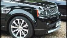 "GENUINE 20"" AUTOBIOGRAPHY RANGE ROVER SUPERCHARGED Wheels & COOPE Blakehurst Kogarah Area Preview"