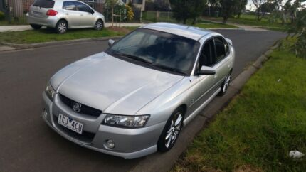 Holden commodore sv6 2006 Jacana Hume Area Preview