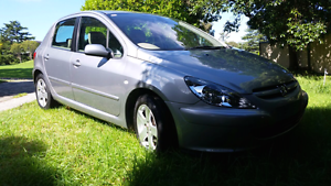 Peugeot 307 Auto 2003 with RWC Dandenong Greater Dandenong Preview