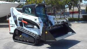 Bobcat t590 tracked loader Ascot Brisbane North East Preview