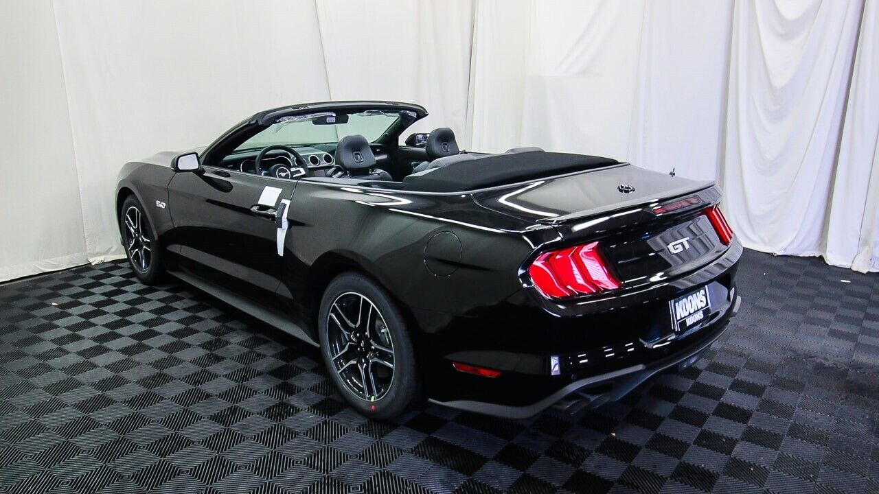 2020 Ford Mustang Gt Premium Automatic Convertible