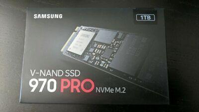 SAMSUNG 970 PRO 1TB M.2 Internal Solid State Drive - (MZ-V7P1T0BW)