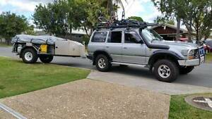 """Trackabout 4x4 Deluxe Tourer - Perfect Condition - 33"""" Tyres Redcliffe Redcliffe Area Preview"""