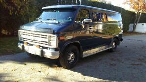 1985 Chevy 20 Van