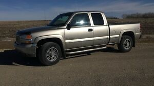2002 GMC Sierra 2500 for sale or trade