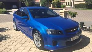 2008 Holden Commodore VE MY09 SV6 Sedan Duncraig Joondalup Area Preview