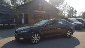 2013 Kia Optima EX Luxury, NAV, Power Sunroof, Heated/Cooled Sea