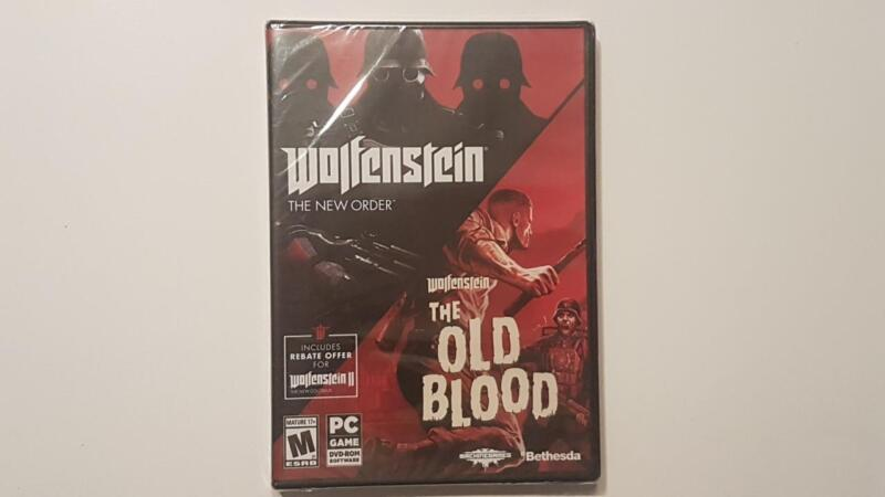 Wolfenstein: The Two Pack Windows 17209