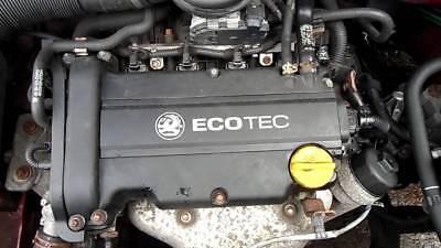 Motor Opel Corsa C - Agila 1,2 Z12XE 55KW 75PS 96tkm gebraucht kaufen  Langwedel