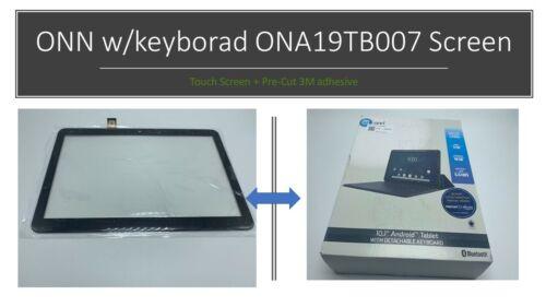 "Onn ONA19TB007 100005209 10.1"" DP101740-F2-A 51 Digitizer Screen Replacement NEW"