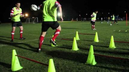 Private Soccer Coaching