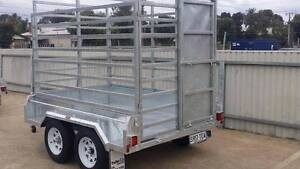 Heavy Duty 8x5 Stock Trailer Welland Charles Sturt Area Preview