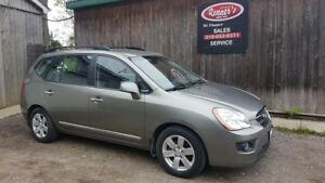 2009 Kia Rondo EX, AUTO, A/C, BLUETOOTH, Pwr Group