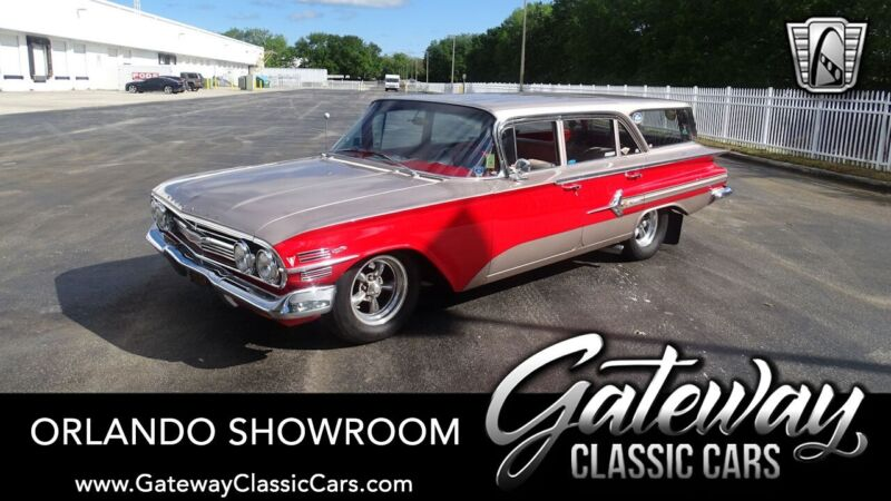 Image 1 Voiture American classic Chevrolet Nomad 1960