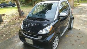 2011 Smart Car Convertible Passion Model