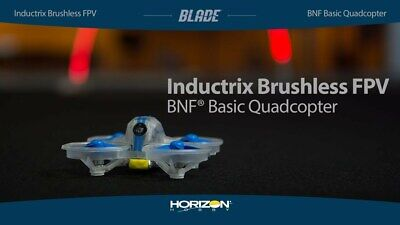 Blade BLH8850 Inductrix BL BNF FPV First Person View Drone Quadcopter Bind & Fly