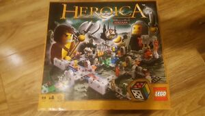 Lego Heroica Castle Fortaan adventure game Mount Pleasant Melville Area Preview
