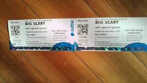 Big Scary Tickets Mooloolaba Maroochydore Area Preview