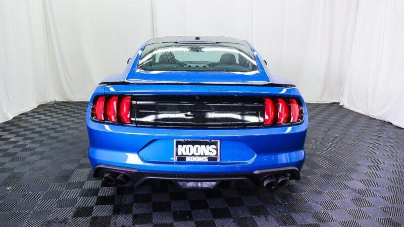Image 6 Coche Americano usado Ford Mustang 2020