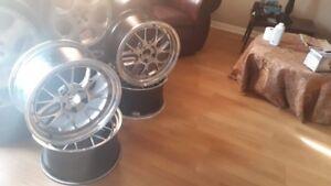 BBS replica rim for sale