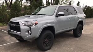 WANTED: 2017/2018 Toyota 4Runner TRD Pro
